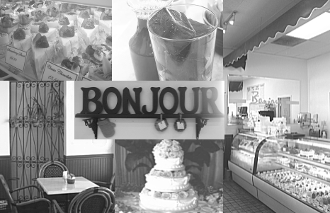 Welcome to Bonjour French Pastry